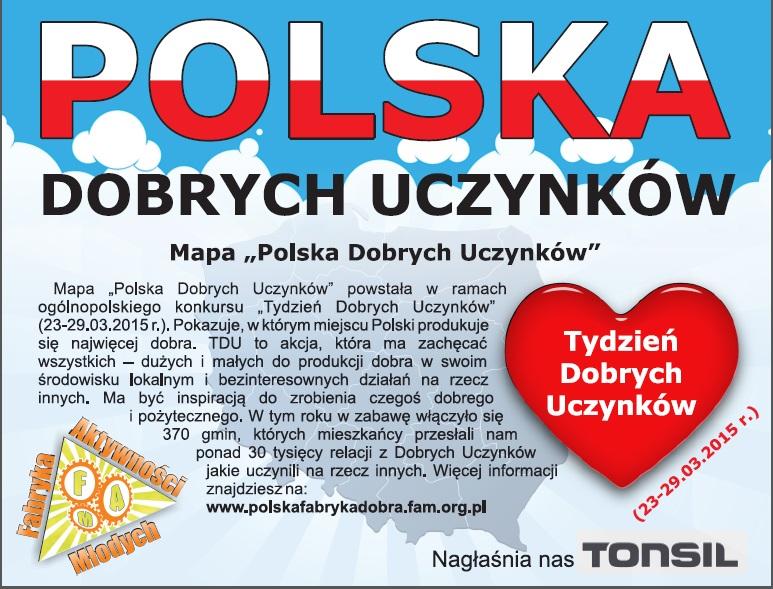 Polska Dobrych Uczynków - opis