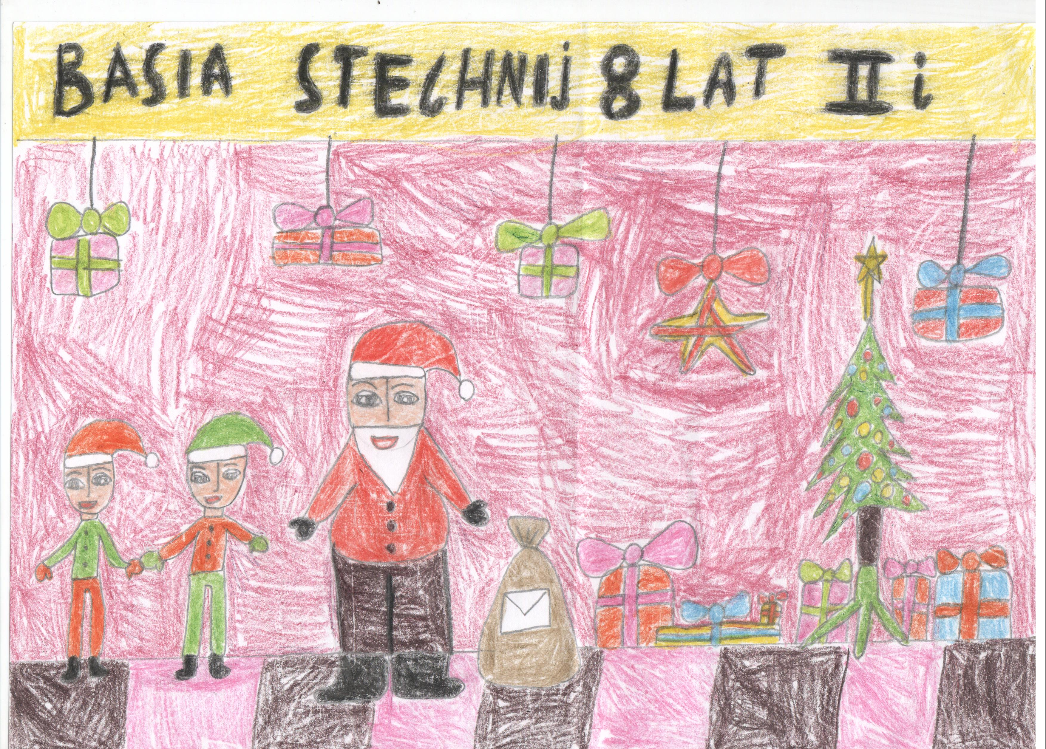 Basia Stechnij 8 lat